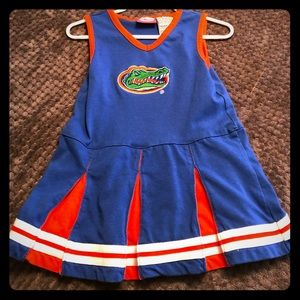 Other - Gators 3t cheerleading outfit